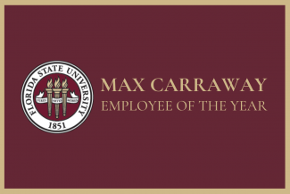 Max Carraway Employee of the Year Award